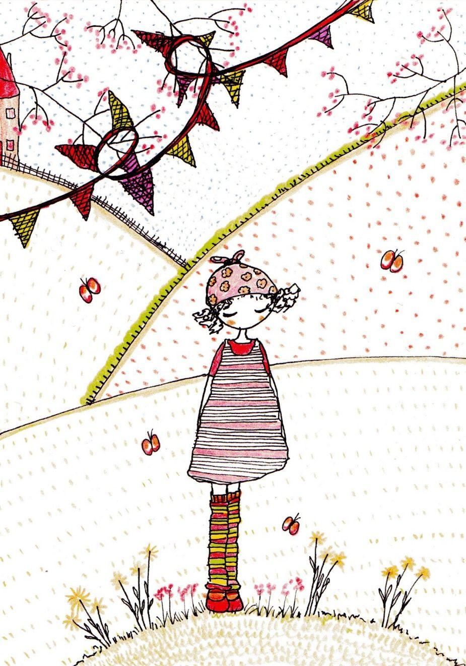 LiliPopo: illustrations   bordados   Pinterest