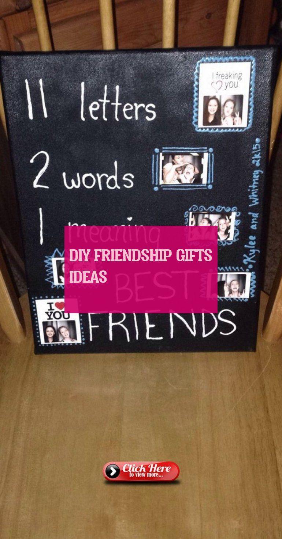 Diy Freundschaft Geschenkideen