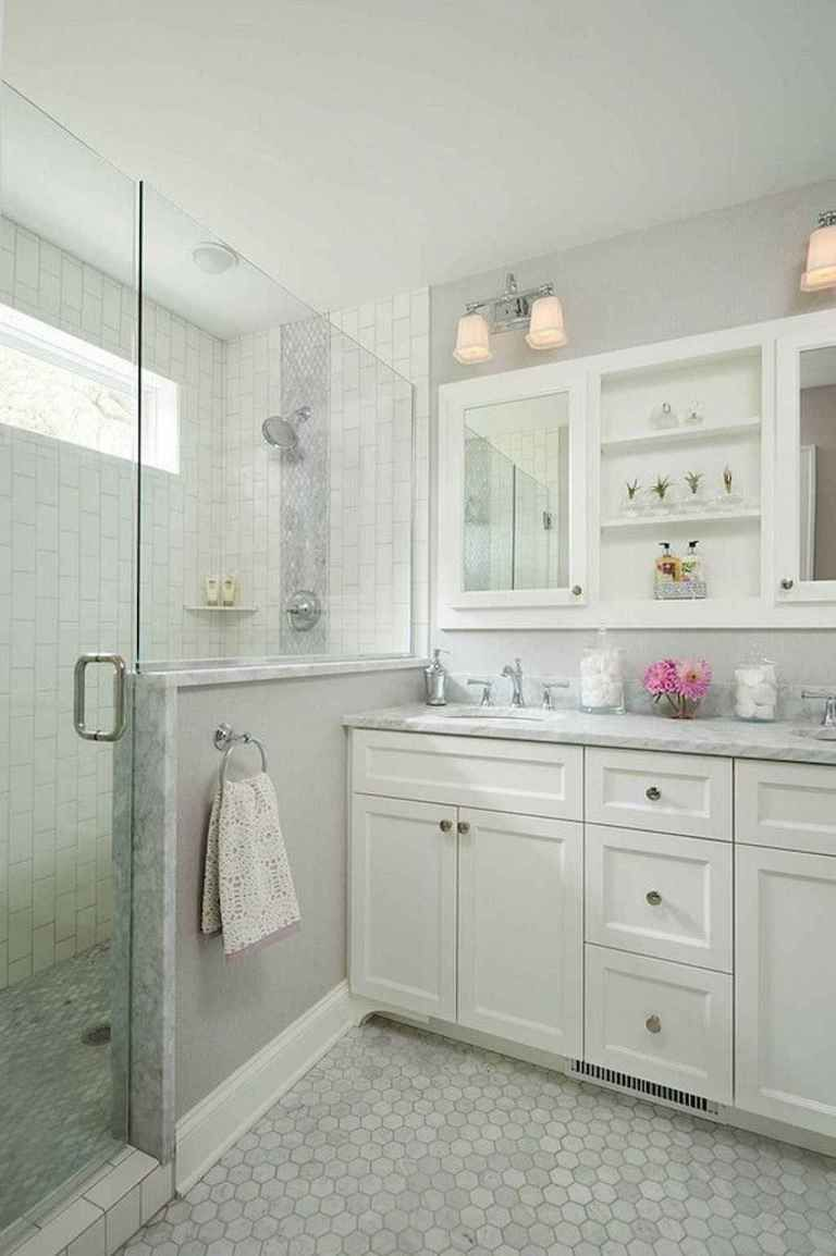 55 Cool Bathroom Shower Remodel Ideas Wetrooms 55 Cool Bathroom Shower Remodel Ideas Squeezi In 2020 Bathroom Remodel Master Bathrooms Remodel Small Master Bathroom
