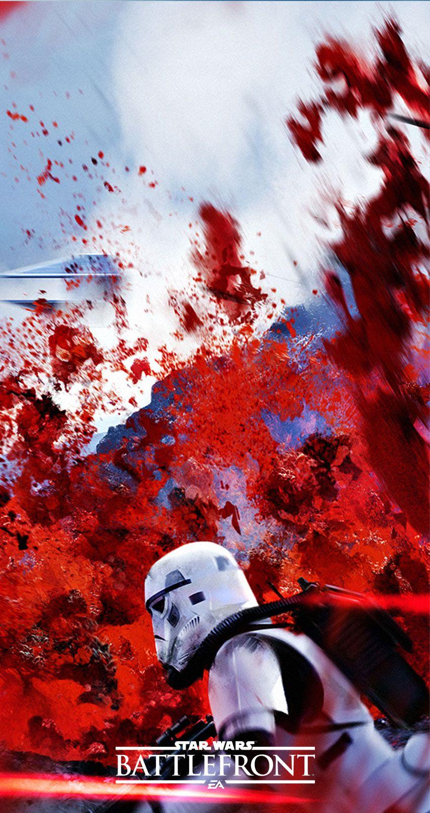 image result for star wars battlefront iphone wallpaper   star
