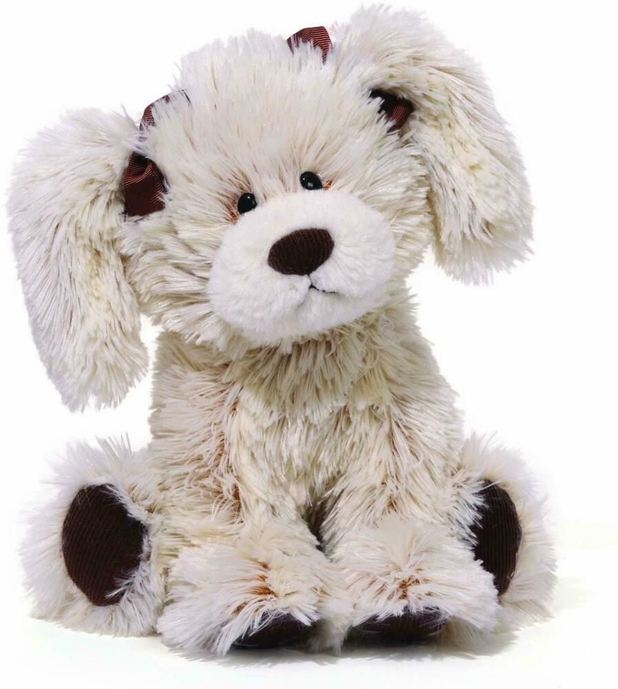 Gund Biffy Stuffed Animal Dog Plush 10 General Dog Stuffed