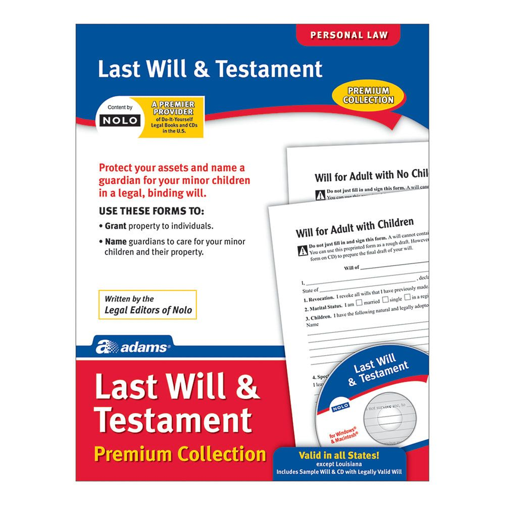 Adams Last Will Testament Item My Cents Pinterest - Socrates legal forms