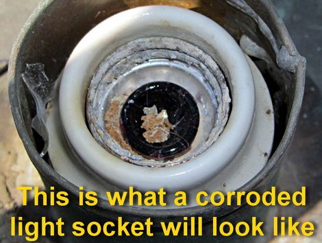 How To Safely Remove A Broken Light Bulb Socket Diy