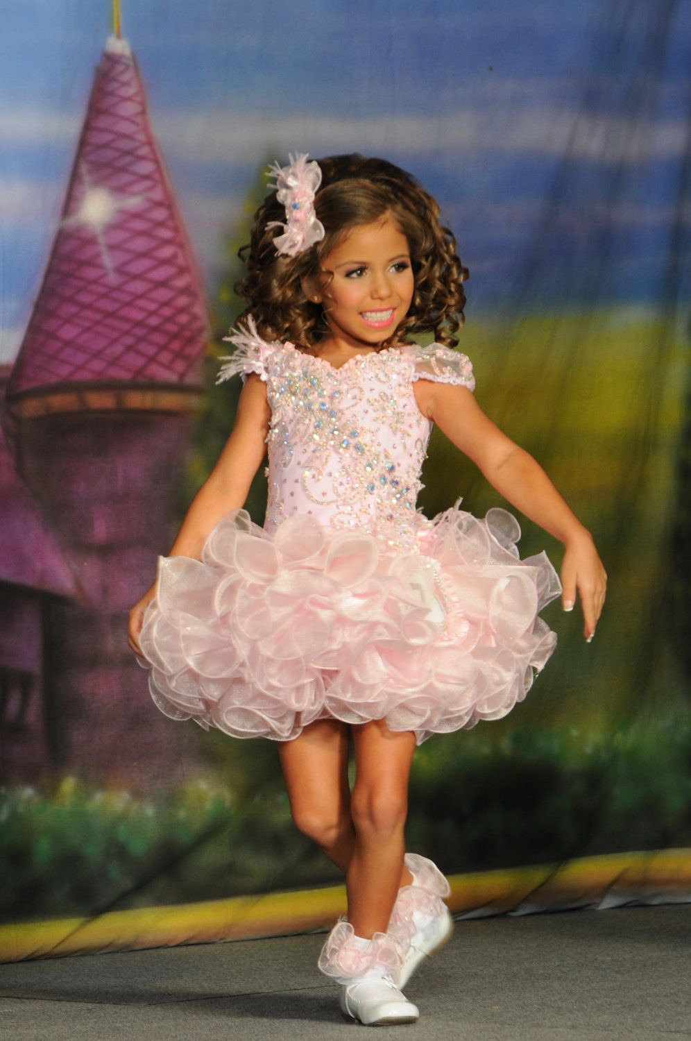 mega glitz beauty pageant dress custom made to order if only i had beauty pageant