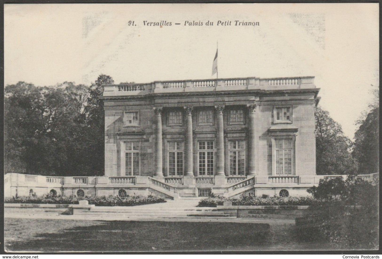Palais de Petit Trianon, Versailles, Yvelines, c.1910 - Bourdier ...