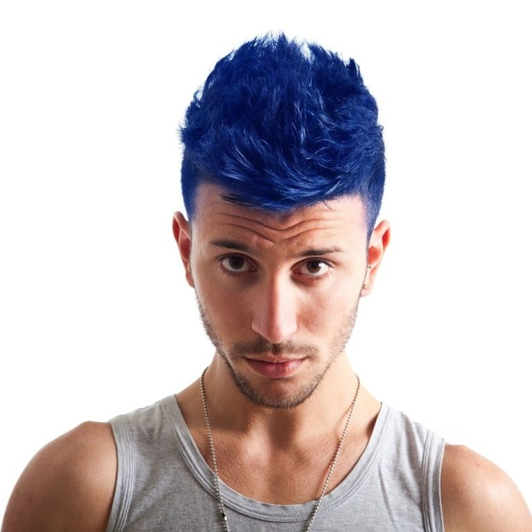 20 Best Chosen Men S Hair Color Trends For 2019 With Images