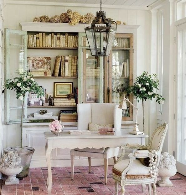 Photo of 17 Helpful Ideas To Easily Decorate Your Home In Shabby Chic Style
