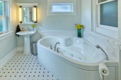 desain interior kamar mandi yang sehat, nyaman dan aman