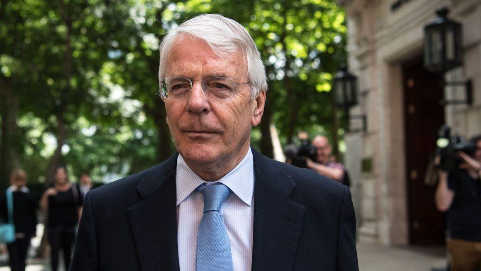 May should be Brexit mediator - ex-PM | Brexit, John major ...