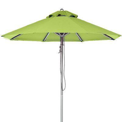 Frankford Umbrellas 7.5 ft. Octagonal Commercial Grade Aluminum Market Umbrella Fabric: