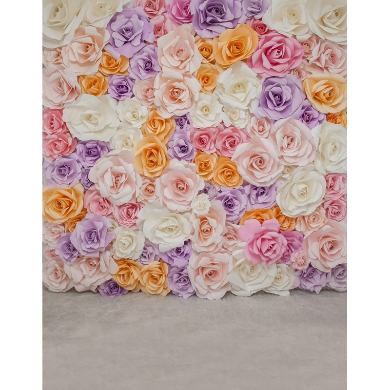 19.80$  Buy here - http://alilye.shopchina.info/go.php?t=32802810994 - Custom vinyl cloth print 3 D flowers wall photo studio backgrounds for model photography photographic backdrops props S-2563  #bestbuy