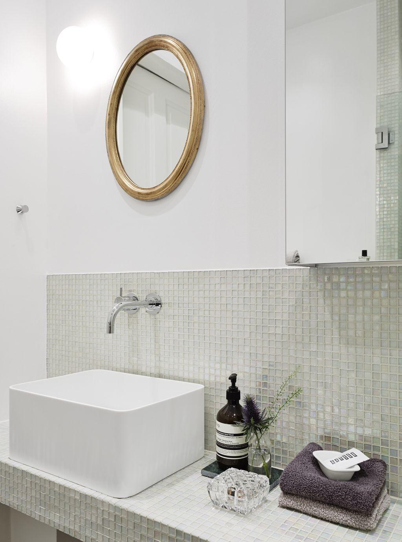 House Envy Stunning Kitchen And An Understated Elegance Kleine Badezimmer Design Badezimmer Mosaik Und Badezimmer Dekor