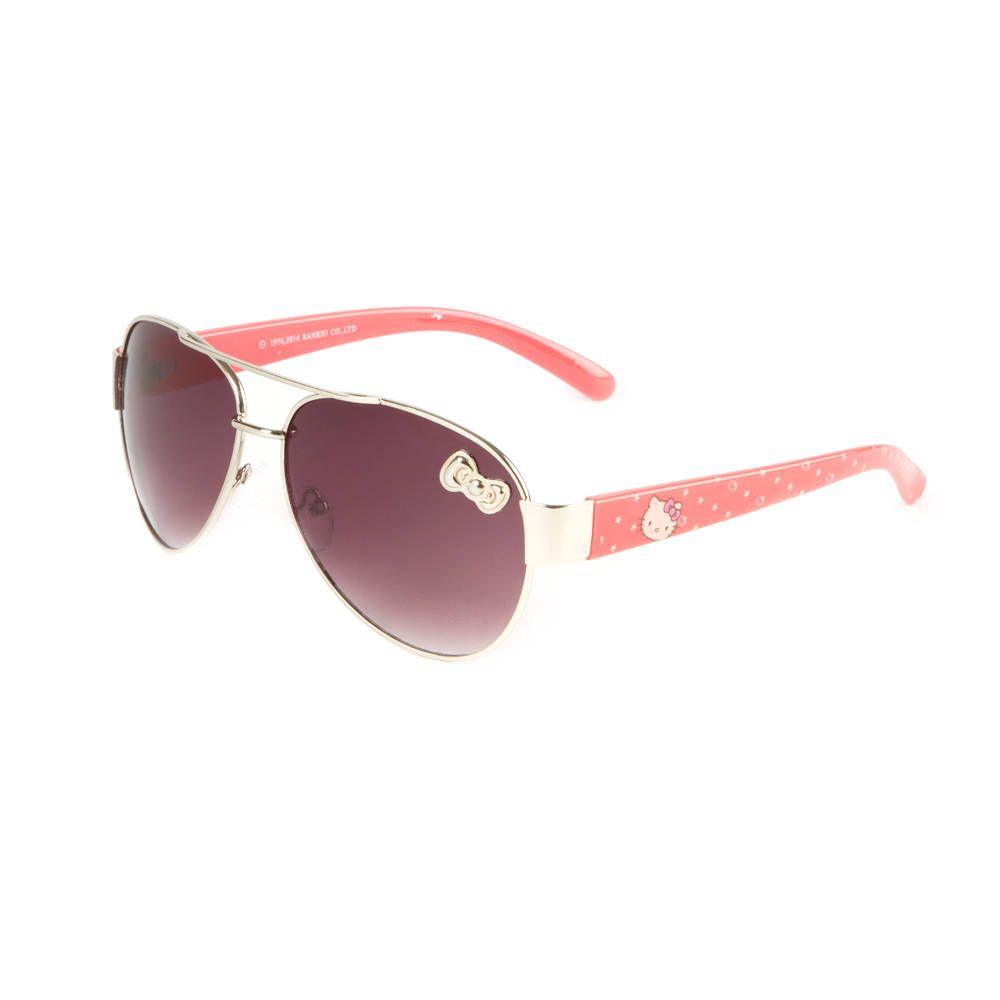 95fb7d0cff Hello Kitty Aviator Sunglasses with Star Print Arms