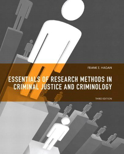 Essentials Of Research Methods For Criminal Justice 3rd Edition
