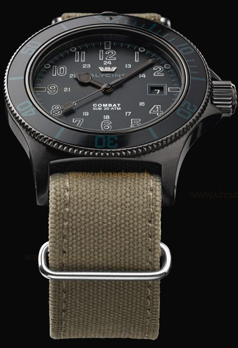 img combat glycine specials watches en stealth sub automatic