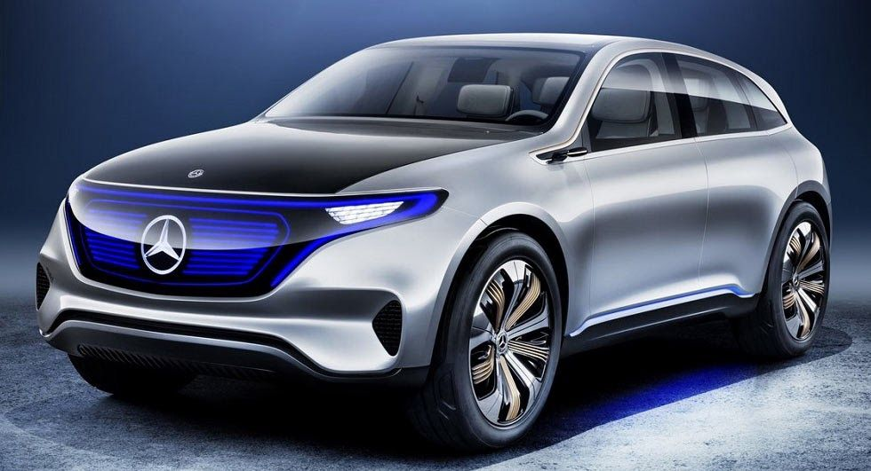 Mercedes And Chery Reach An Agreement Over The Eq Moniker Car