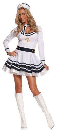 Drop Anchor Sexy Sailor Girl costume