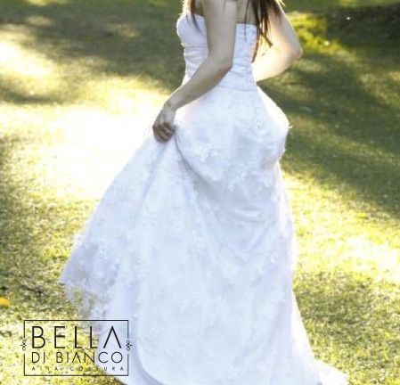 Vestidos de novias zona oeste