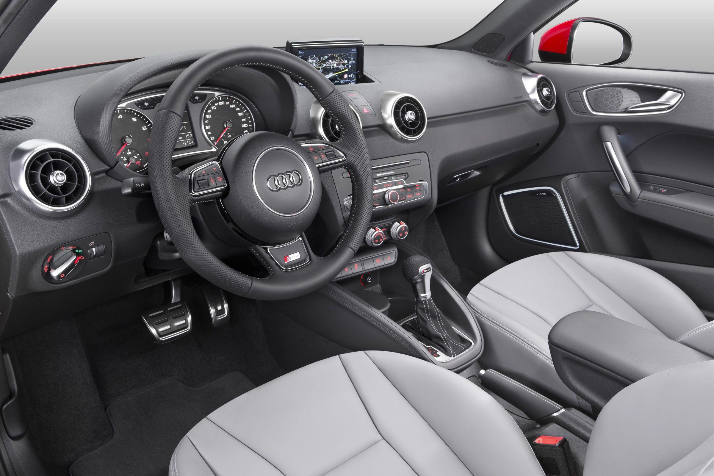 New Audi A1 Quattro Interior Audi Interior Audi A1 Quattro Audi A1