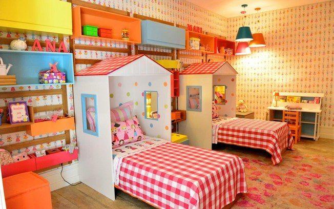 90 ideias para decorar quartos de bebês e crianças  Quartos, Bedrooms and Ro