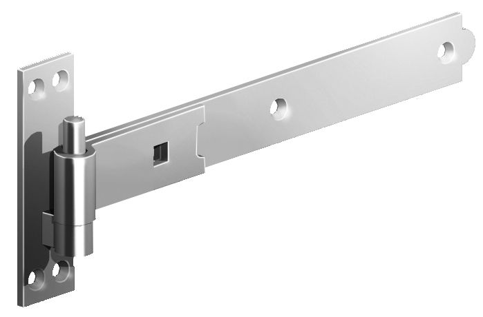 This Pair Of Stainless Steel Strap Hinges Is A Terrific Option When Youu0027re  Looking