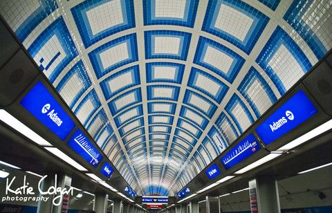 Blue Line @ Jackson