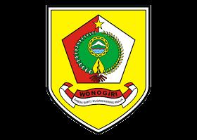 Logo Kabupaten Wonogiri Vector Free Logo Vector Download