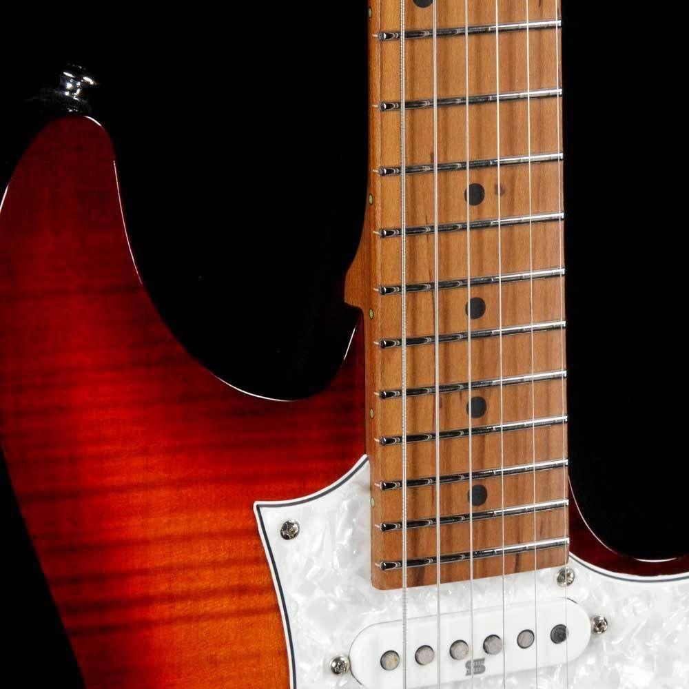 Ibanez Az Premium Az224f Brown Topaz Burst 211p01180623287 Ibanez Guitars Ibanez Guitar