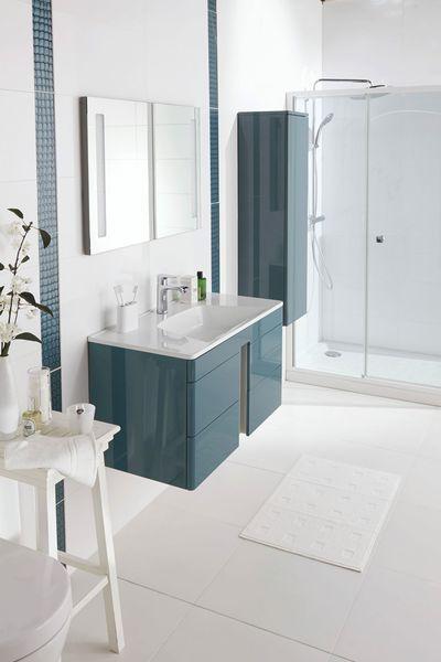 Meubles de salle de bains Lapeyre : les nouveautés à voir   Idées ...