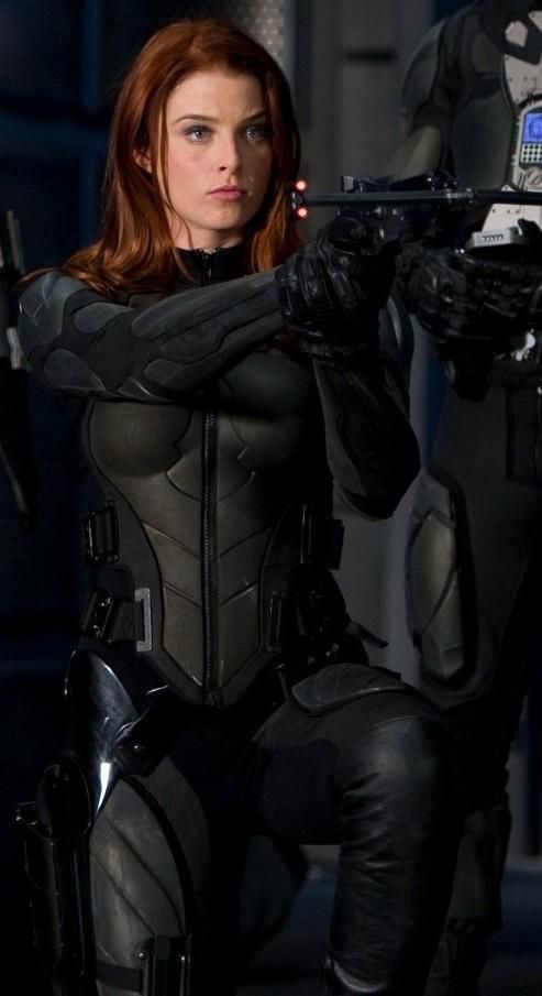 Rachel Nichols - Scarlett - GI Joe: Rise of Cobra | Hot