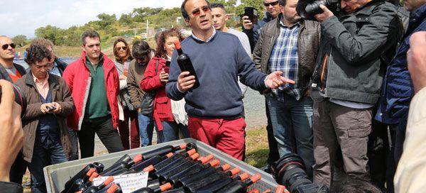 Ervideira lança oficialmente o Vinho da Água