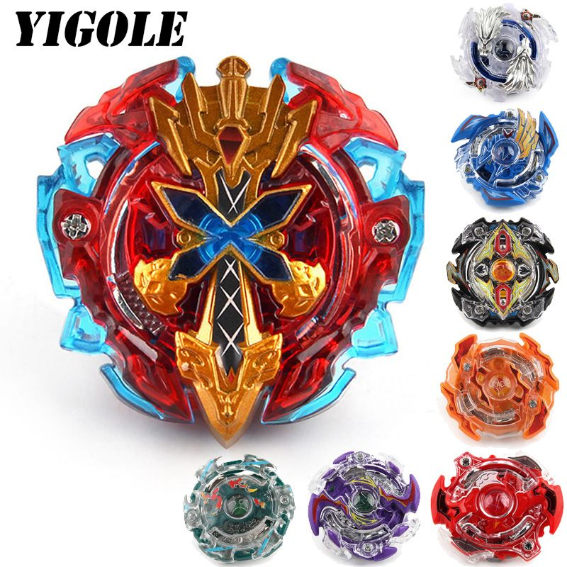 8 style beyblade burst jouets ar ne vente beyblades toupie beyblade m tal fusion avec lanceur. Black Bedroom Furniture Sets. Home Design Ideas