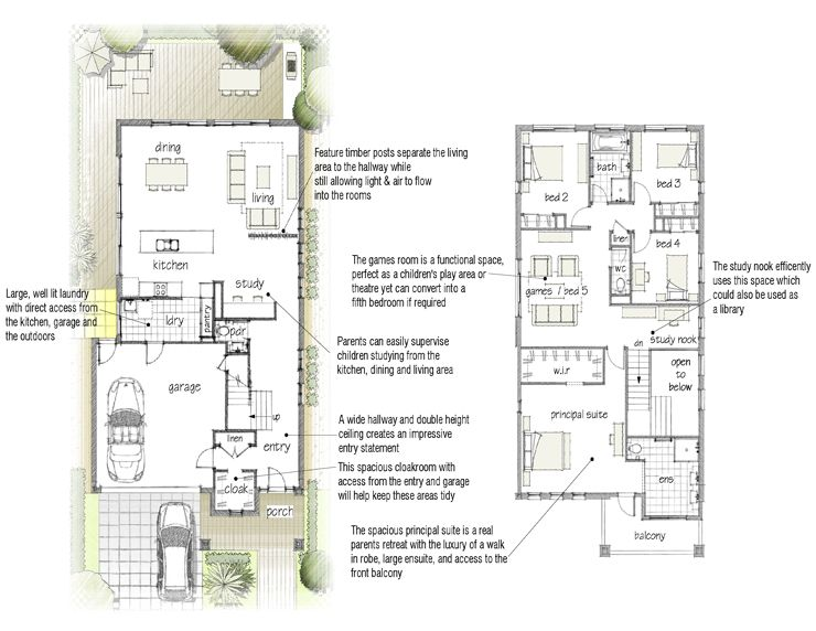 Sekisui House | NSW | House Designs | Like The Cloak Room And Study Area  Downstairs