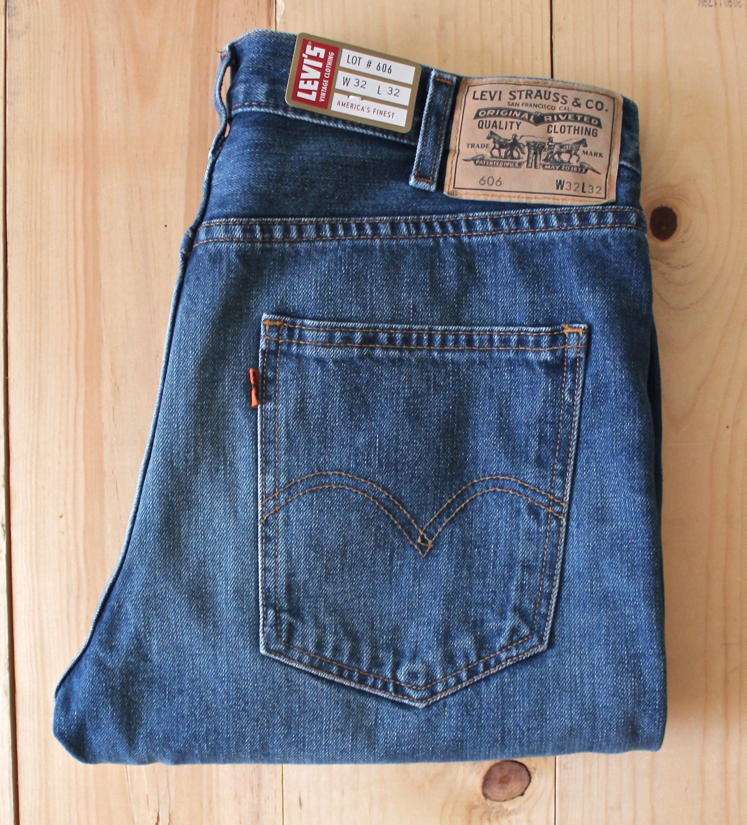 d518dc472d9 Levi's Vintage Clothing 1969 606 Jean in Poncha Springs | Products ...