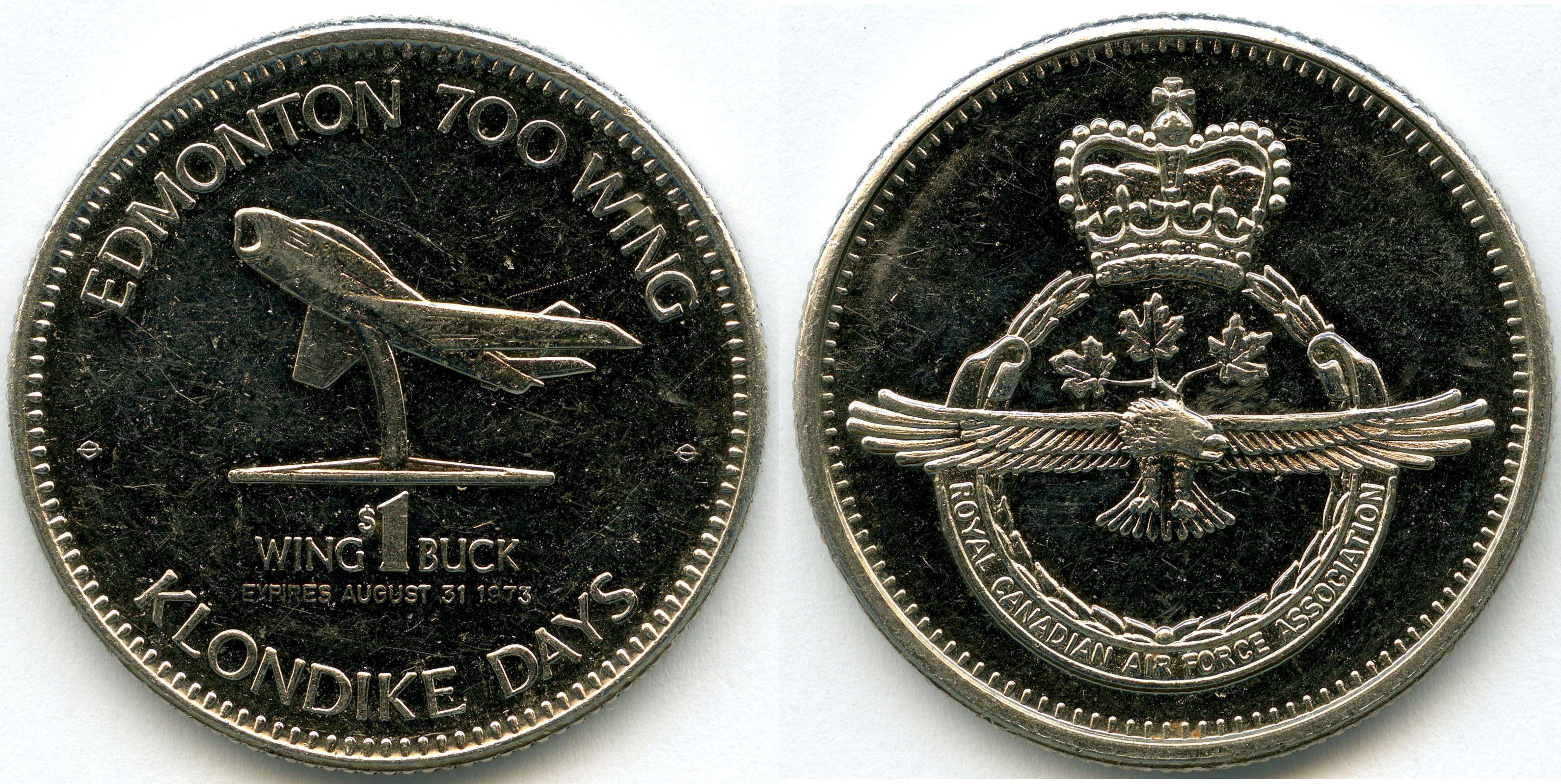 Edmonton 700 Wing Royal Canadian Air Force Association