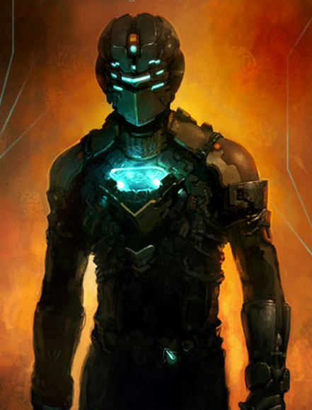 Advanced Suit | Design | Dead space suits, Dead space, Space ... on