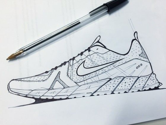 Sketches Tom SketchSketchesShoe WeightmanDesign Sketch Sneakers 2ED9IH