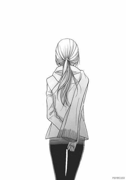 Manga sad girl manga - Image manga fille triste ...
