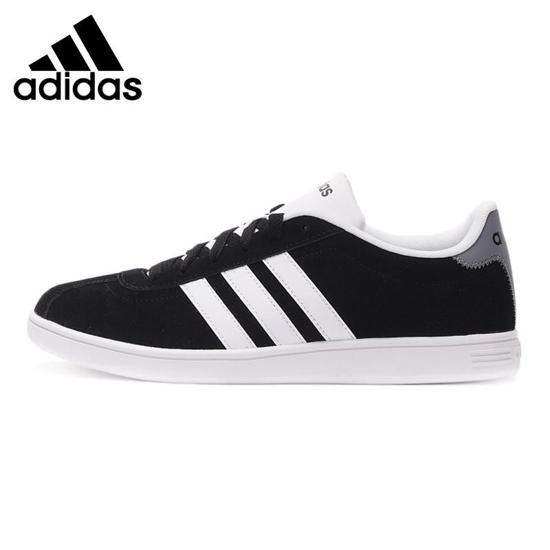Adidas NEO Label Flat Low Top Men's Skateboarding Shoes