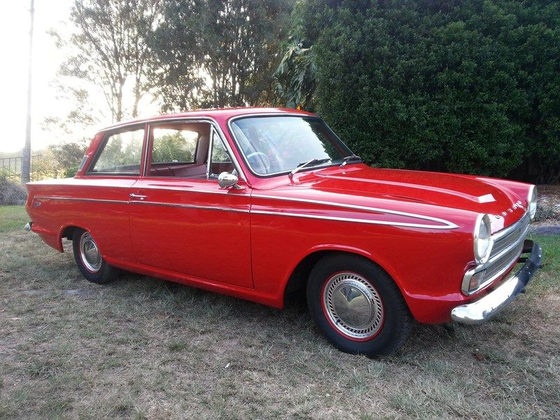 1965 Ford Cortina Gt 500 Bathurst Special For Sale Classic Cars