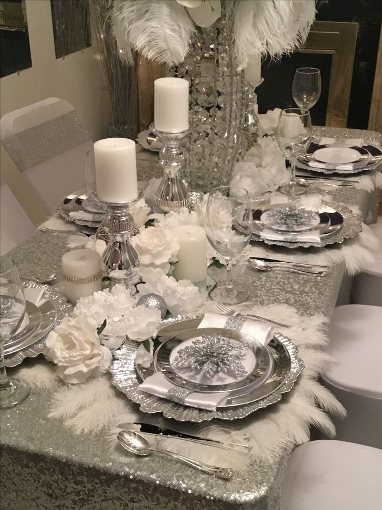 Follow Me Prinbsbeauty Christmas Dining Room Table Dining Room Table Decor Dining Table Centerpiece