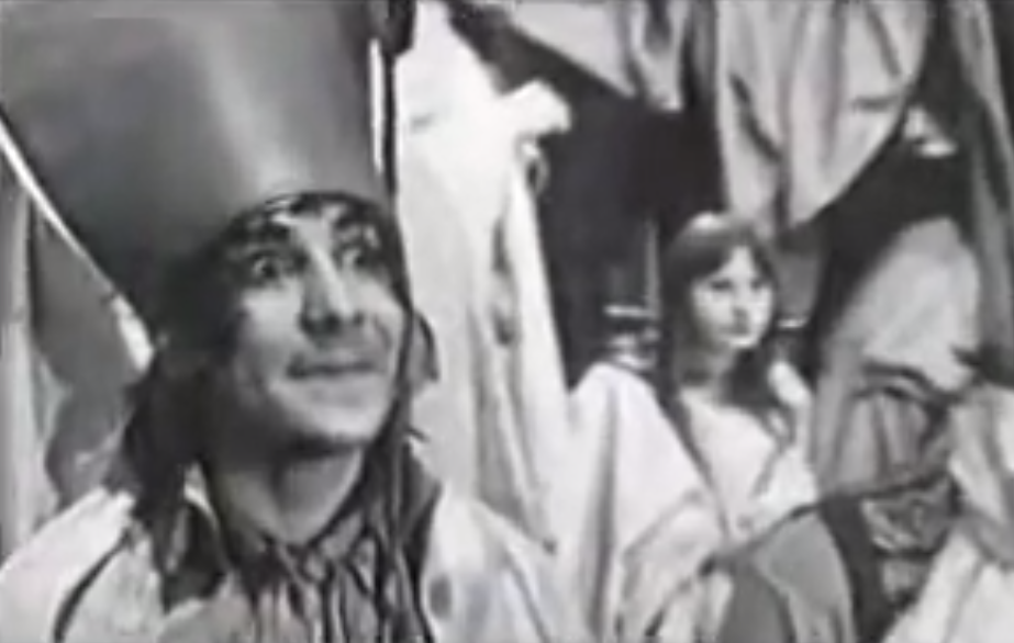 Keith Moon as Pope