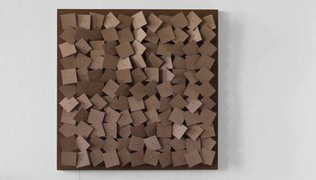 Zimoun Sound Sculptures and Installation Series