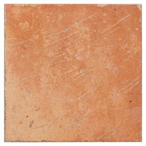 Quintana Spada Red Porcelain Tile 6in X 6in 100066307 Floor