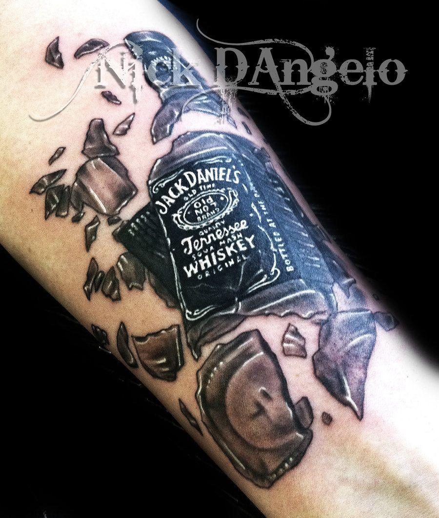 Cabreada Porn jack daniels | jack daniels tattoo~nickdangelotattoos on