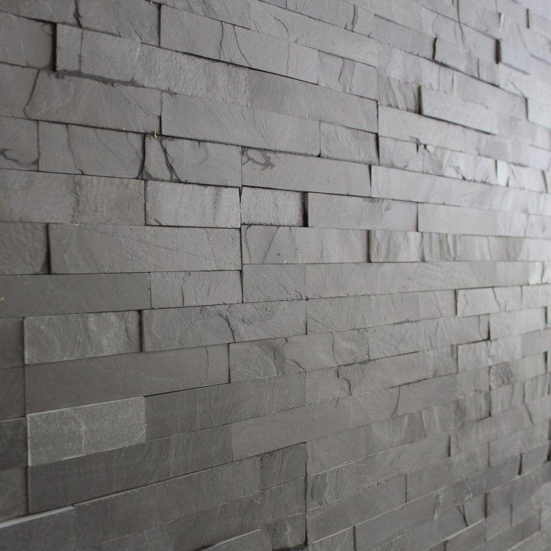 Oyster Maxi Split Face Slate Tiles 600x150x8 20 Oyster Split Face