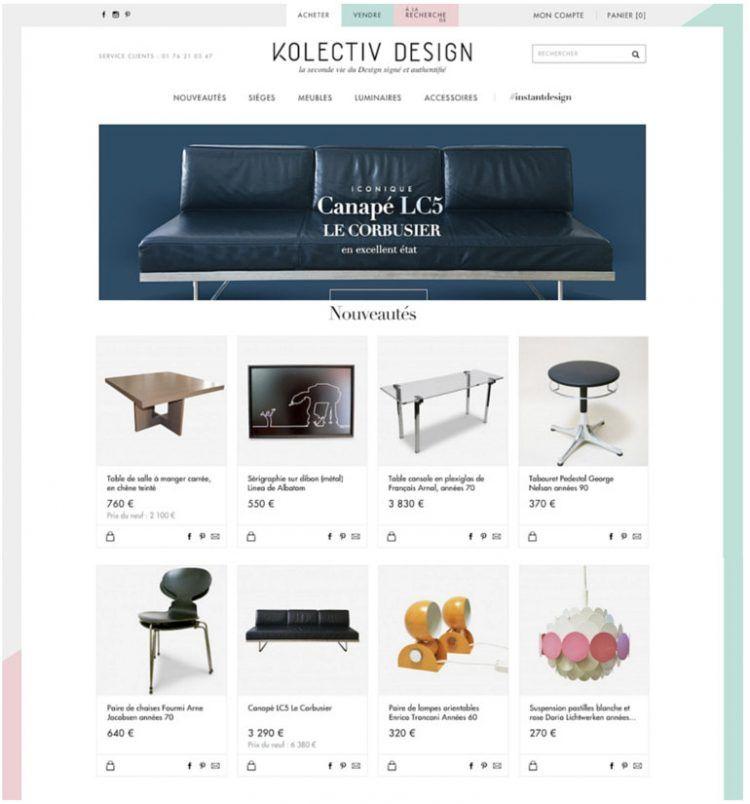 Mobilier Design D Occasion 6 Sites Ou Acheter Vos Meubles D Occasion Mobilier Design Design Mobilier