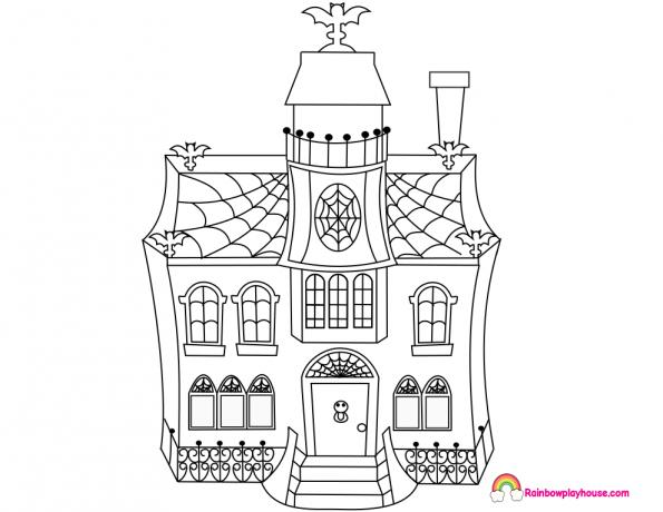Image Result For Vampirina Coloring Page Vamperina Birthday Party