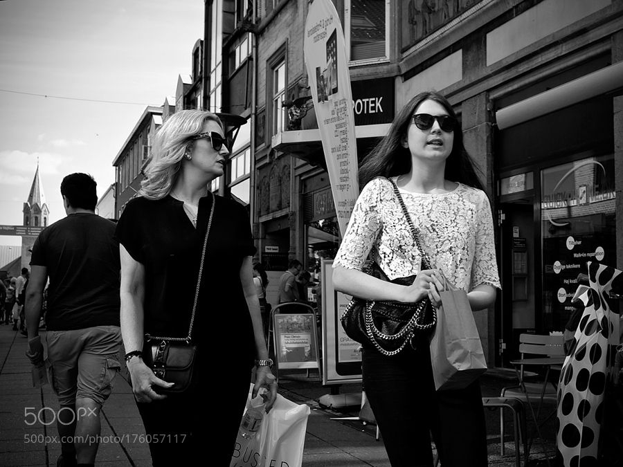 Shopping stroll by sbc9