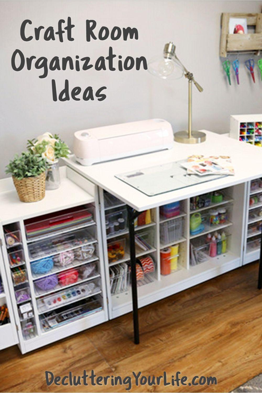 Gorgeous Craft Room Ideas I Love Craft Room Organization Ideas